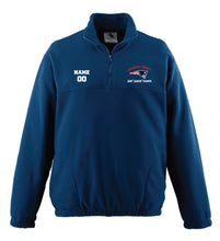 Secaucus Championship and Awards Fleece Quarter Zip - Navy - 5KounT2018