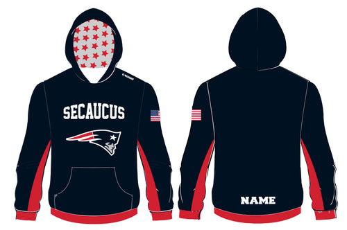 Secaucus Community Sublimated Hoodie v2 - 5KounT2018