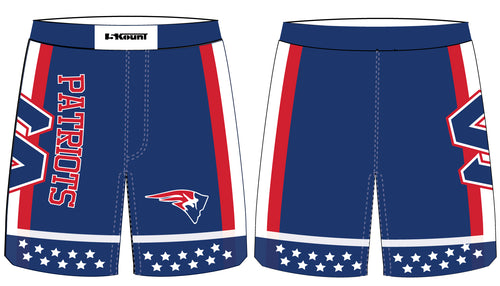 Secaucus Wrestling Sublimated Fight Shorts