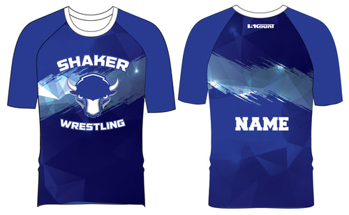 Shaker Wrestling Sublimated Fight Shirt