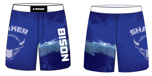 Shaker Wrestling Sublimated Fight Shorts