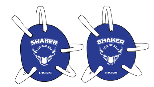 Shaker Wrestling Headgear Decal
