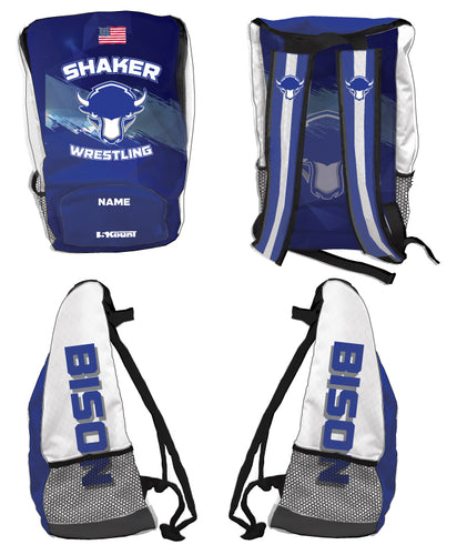 Shaker Wrestling Backpack