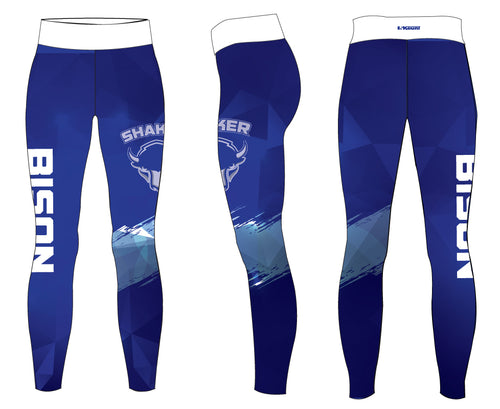 Shaker Wrestling Sublimated Ladies Legging