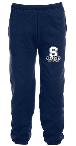 Shawnee HS Wrestling Cotton Sweatpants - 5KounT