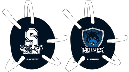 Shawnee HS Wrestling Headgear - 5KounT