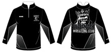 Silverback Wrestling Sublimated Quarter Zip
