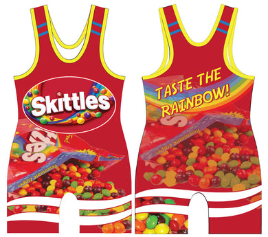 Taste The Rainbow Singlet - 5KounT2018