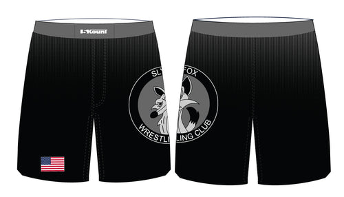 Sly Fox Wrestling Club Sublimated Fight Shorts
