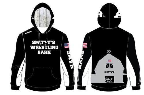 Smitty's Wrestling Barn Sublimated Hoodie - 5KounT2018