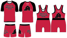 Smitty's Wrestling Barn Sublimated Package - Red