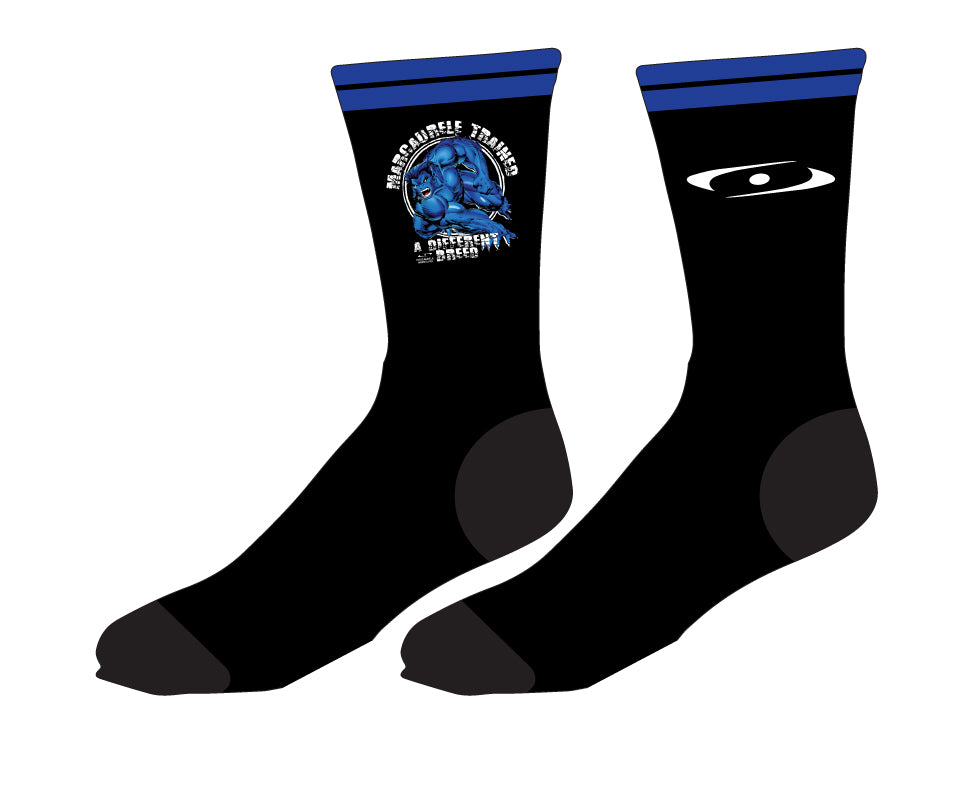 MarcAurele Sublimated Socks