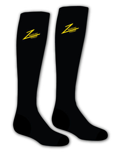 Wrestling Mindset Sublimated Socks