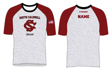 South Caldwell Soccer Sublimated Fight Shirt