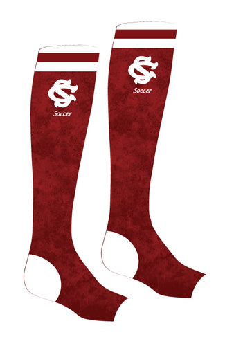 South Caldwell Soccer Standard Issue Socks