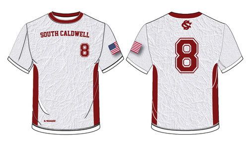 South Caldwell Soccer Sublimated Reversible