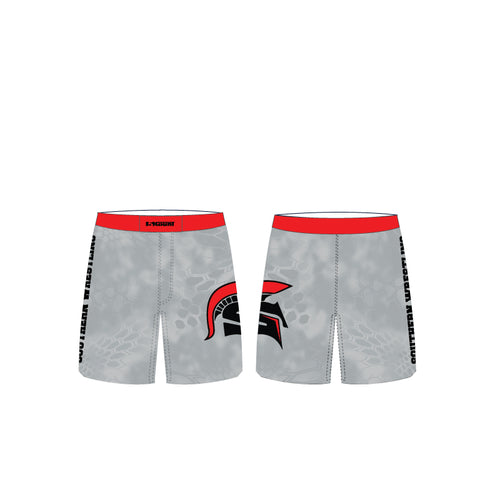 Southern HS Sublimated Fight Shorts - 5KounT2018