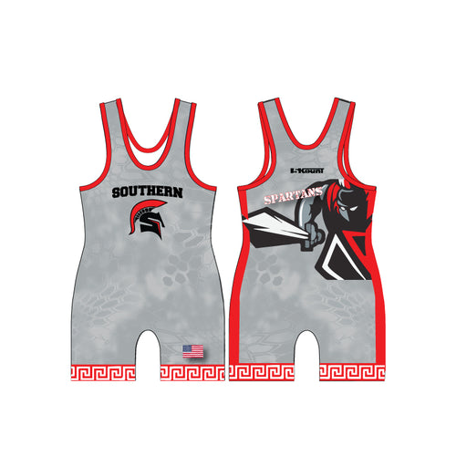 Southern HS Sublimated Singlet