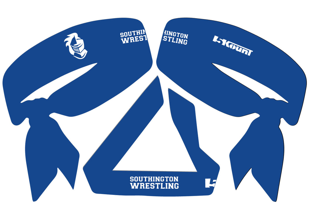 Southington HS Sublimated Headband