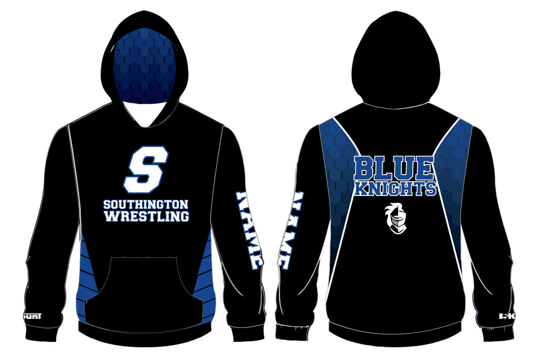 Southington HS Sublimated Hoodie