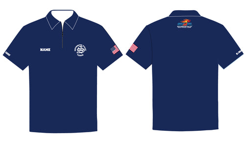 Southington Valley Venom Sublimated Polo