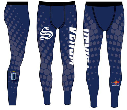 Southing Valley Football Venom Sublimated Mens Legging