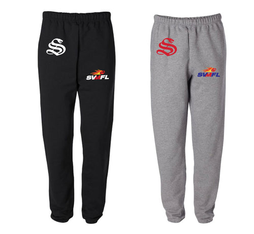Southington Valley Venom Cotton Sweatpants - Black or Grey