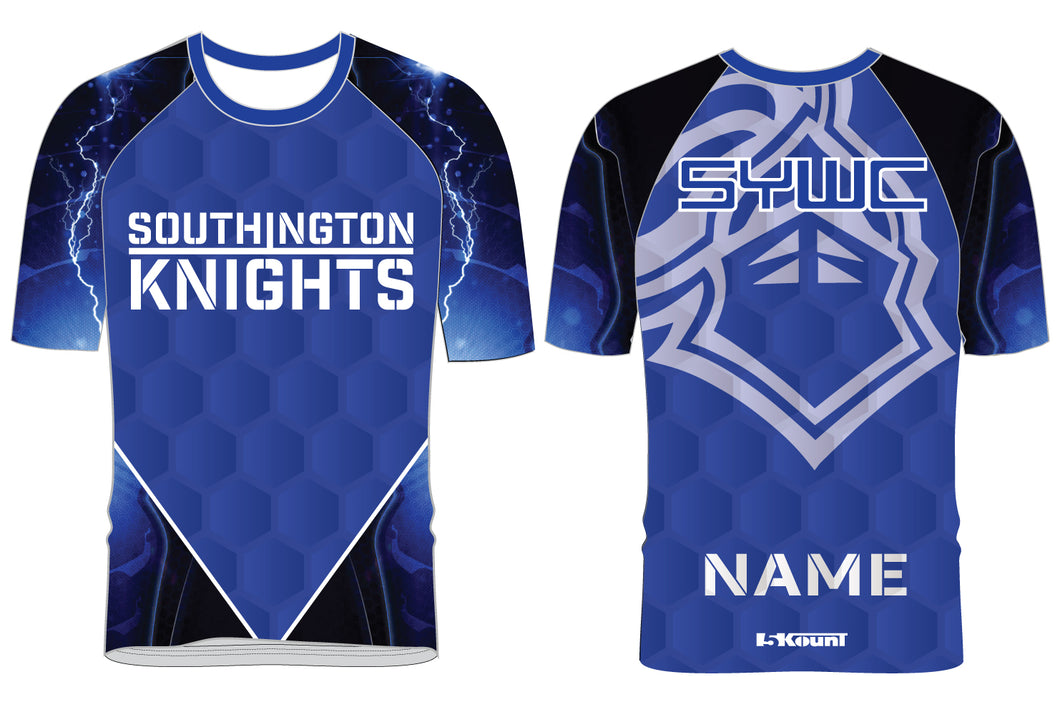 SYWC Sublimated Fight Shirt - 5KounT2018