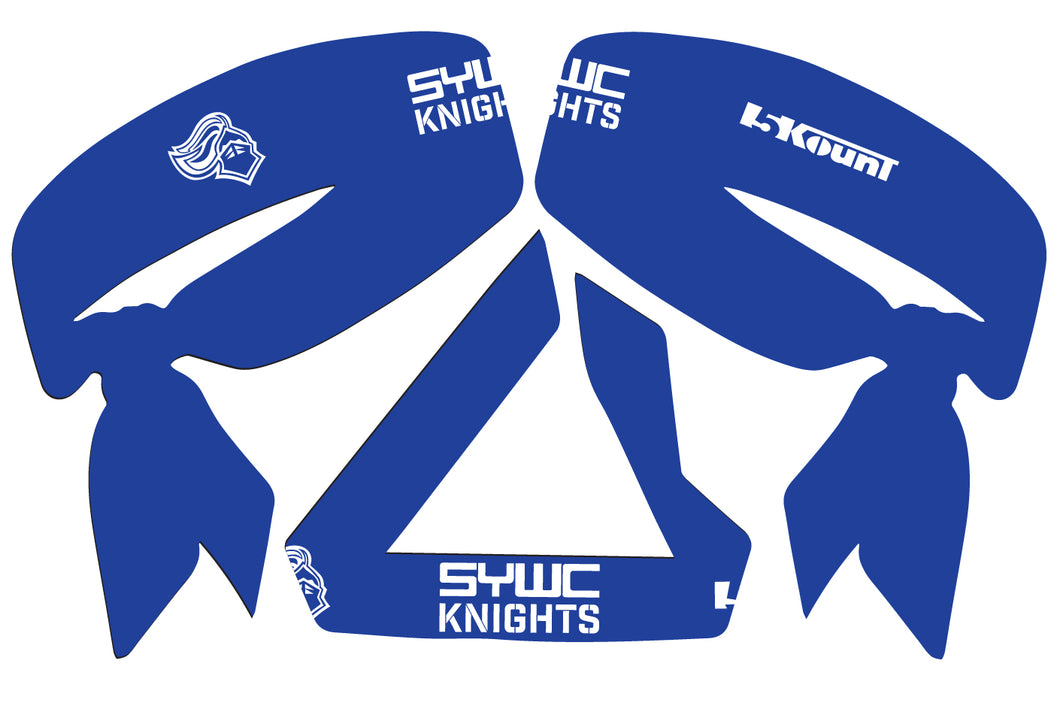 SYWC Sublimated Headband - 5KounT