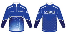 SYWC Sublimated Quarter Zip - 5KounT2018