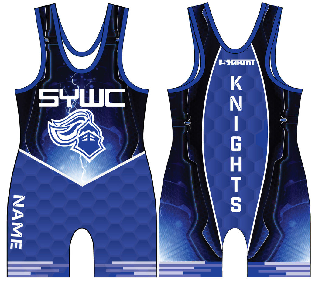 SYWC Sublimated Men's Singlet