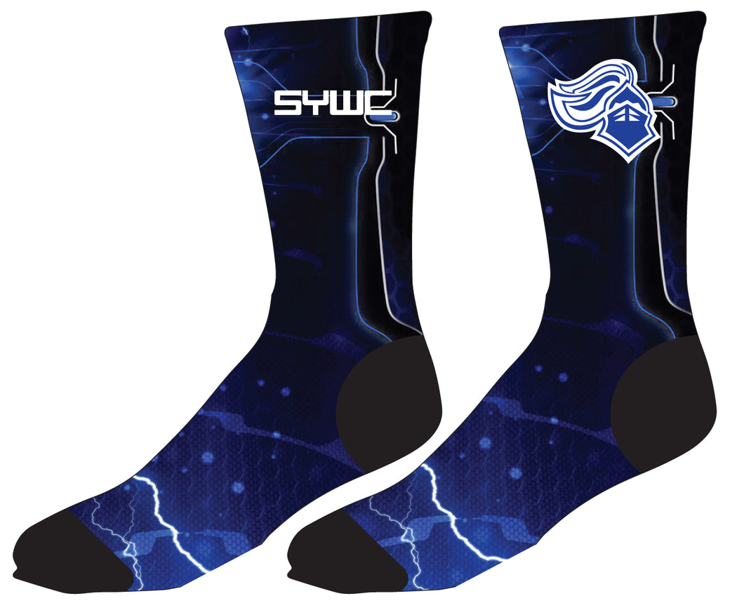SYWC Sublimated Socks