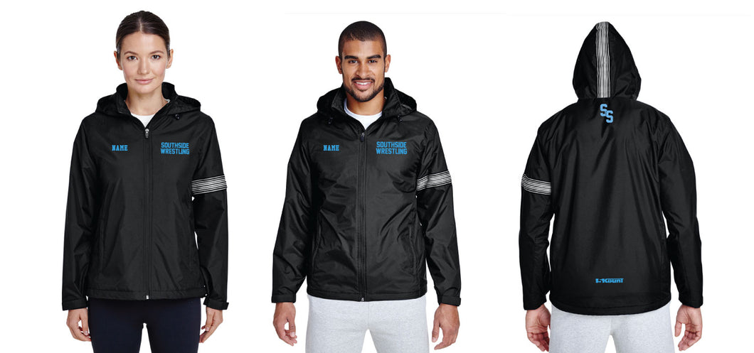 Southside Wrestling All Season Hooded Jacket
