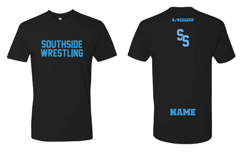 Southside Wrestling Cotton Crew Tee