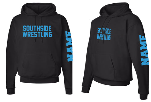 Southside Wrestling Cotton Hoodie