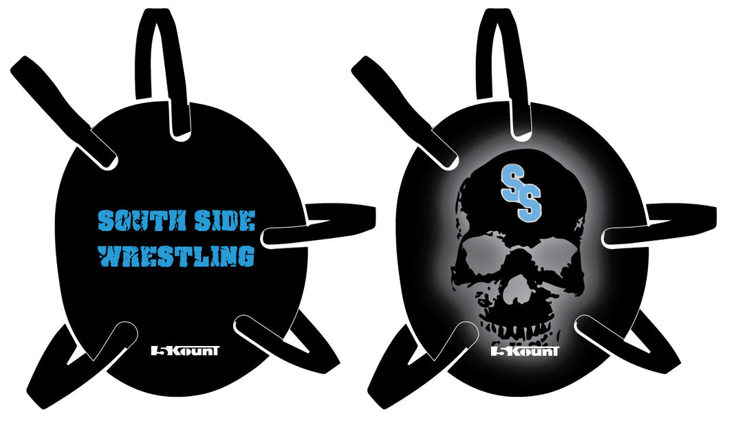 Southside Wrestling Headgear