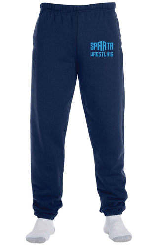 Sparta Youth Wrestling Cotton Sweatpants - 5KounT