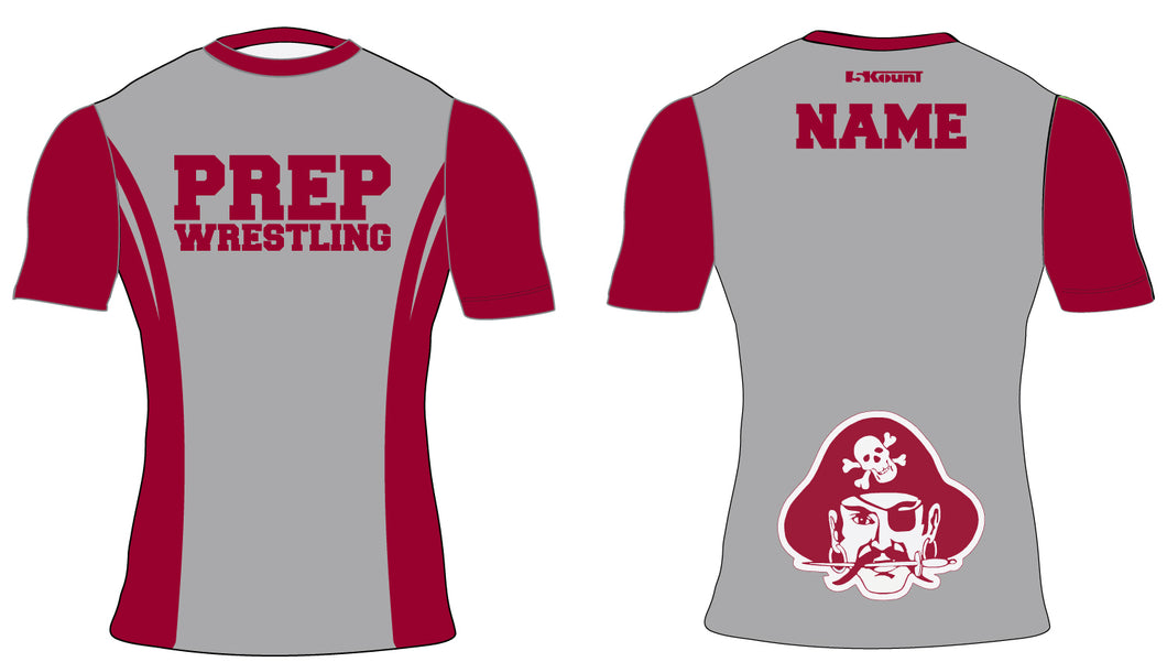 St. Peter's Prep Sublimated Compression Shirt