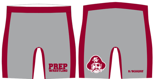 St. Peter's Prep Sublimated Compression Shorts - 5KounT2018