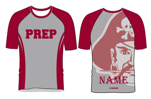 St. Peter's Prep Sublimated Fight Shirt - 5KounT2018