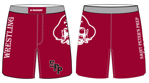 St. Peter's Prep Sublimated Fight Shorts - 5KounT2018
