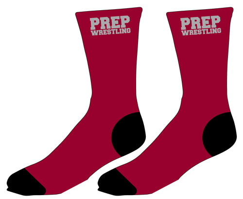 St. Peter's Prep Sublimated Socks - 5KounT2018