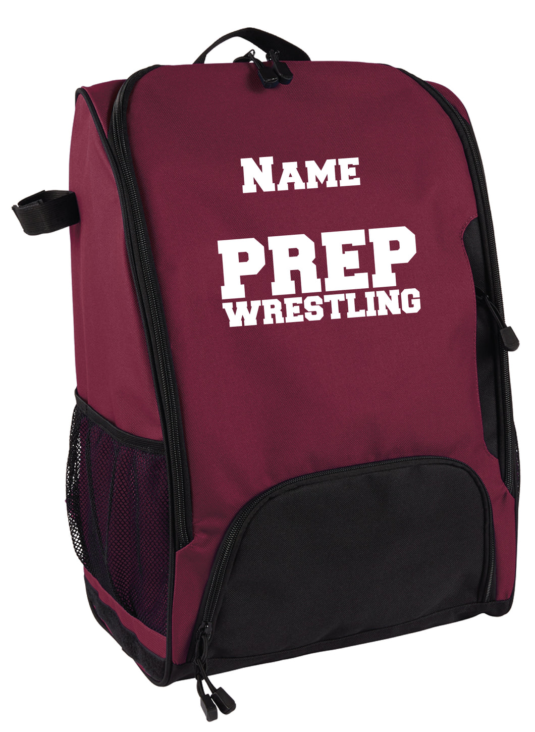 St. Peter's Prep Wrestling Backpack - 5KounT2018