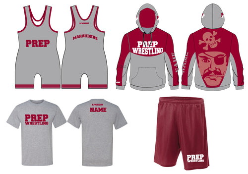 St. Peter's Wrestling Package - 5KounT2018