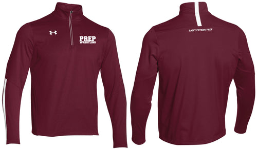 Prep Wrestling Under Armour Qtr Zip - 5KounT2018