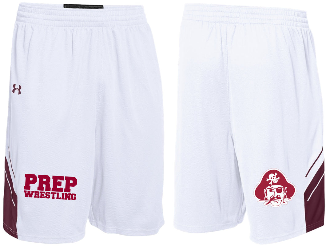 Prep Wrestling Under Armour Crunch Time Shorts