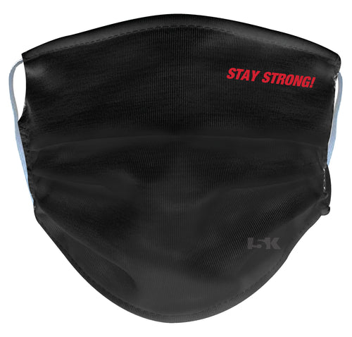 Stay Strong! Reusable Face Mask