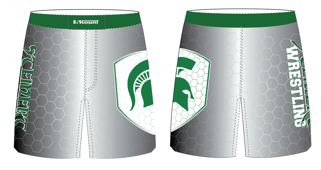 Steinert Wrestling Sublimated Fight Shorts