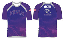 Storm Wrestling Sublimated Fight Shirt - 5KounT