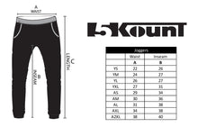 Apex Wrestling Sublimated Joggers Style 1 - 5KounT2018